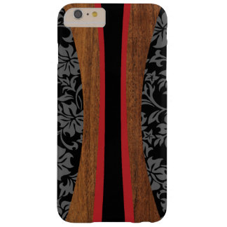 Laniakea Hawaiian Faux Wood Surfboard Barely There iPhone 6 Plus Case