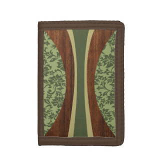 Laniakea Hawaiian Faux Wood Surfboard Wallets