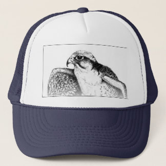 Lanner Falconry Cap