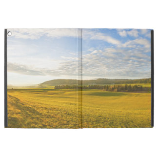 "Lanscape at the Brevine, Neuchatel, Switzerland iPad Pro 12.9"" Case"