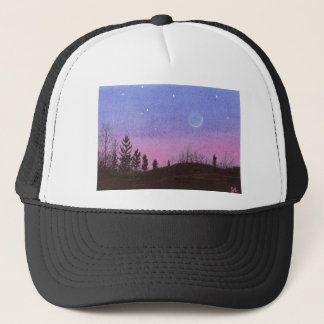 Lansing Moon and Stars Trucker Hat