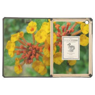 Lantana Garden Flower Yellow Case For iPad Air