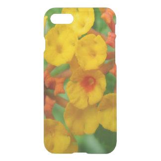 Lantana Garden Flower Yellow iPhone 7 Case