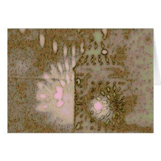 Lantern #7 greeting card