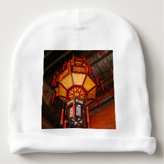 Lantern, Daxu Old Village, China Baby Beanie