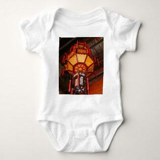Lantern, Daxu Old Village, China Baby Bodysuit