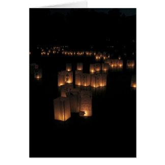 Lantern Festival Greeting Card