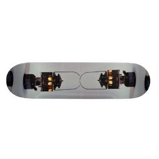 Lantern lamp for home use skateboard deck