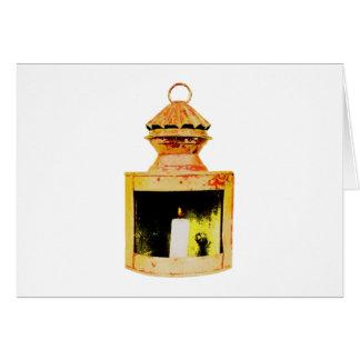Lantern lantern cards