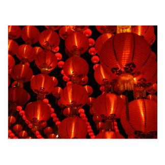 Lantern Postcard