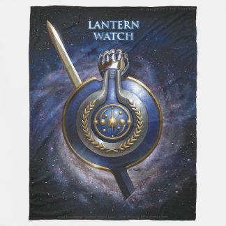 Lantern Watch Fleece Blanket