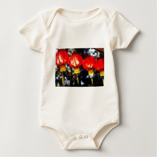 Lanterns Baby Bodysuit