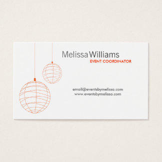 LANTERNS Business Card