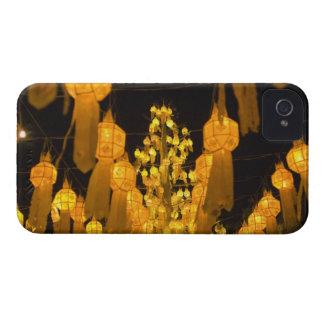 Lanterns for Loi Krathong festival. iPhone 4 Cover