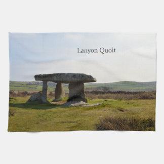 Lanyon Quoit Standing Stones Cornwall England Kitchen Towel