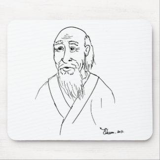 Lao Tzu Mouse Pad
