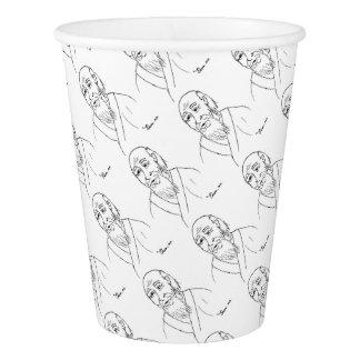 Lao Tzu Paper Cup