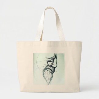 Lao-tzu';s Cats Cradle Large Tote Bag