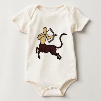 laobc-Sagittarius-centaur Baby Bodysuit