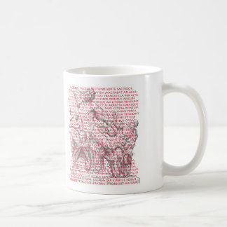 Laocoon Full Text Coffee Mug