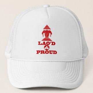 LAO'D & PROUD TRUCKER HAT
