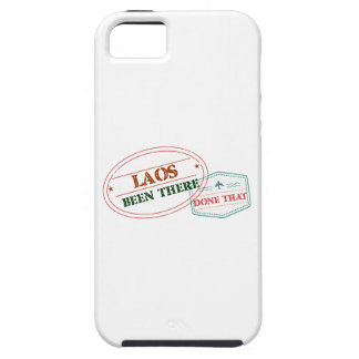 Laos Been There Done That Tough iPhone 5 Case
