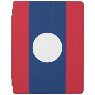 Laos Flag iPad Cover
