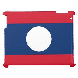 Laos Flag iPad Covers