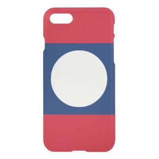 Laos Flag iPhone 8/7 Case