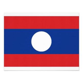 Laos National Flag Announcement