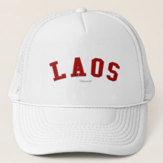 Laos Trucker Hat