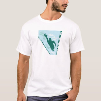 Lap Swimmer T-Shirt