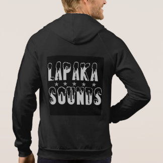 Lapaka Sounds/Electronic Music Label Hoodie