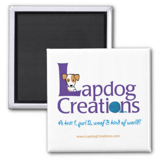 Lapdog Creations magnet