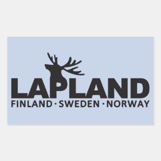 LAPLAND stickers