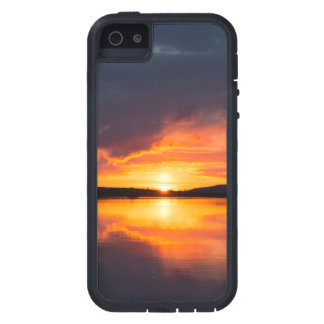 Lapland Sunset Case For The iPhone 5