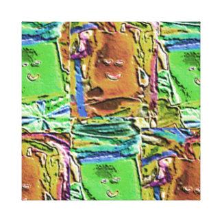 Lappenpop Rag Doll Gallery Wrap Canvas