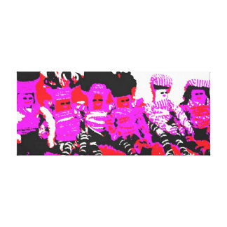 Lappenpop Rag Doll Canvas Prints