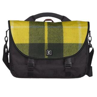 Laptop Bag Barclay Dress Modern Tartan Print