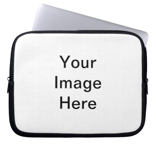 """Laptop Sleeve 10"""" - Customised Template Blank"""