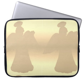 "Laptop Sleeve 15"": Angels Silhouette"