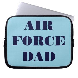 Laptop Sleeve Air Force Dad