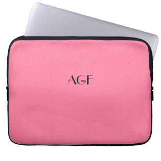 "laptop sleeve monogram for 13"" laptop, #241"