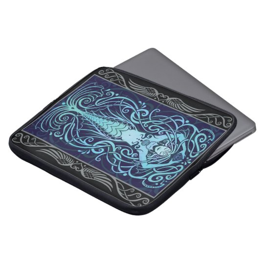 Laptop Sleeve - Water Spirit by C. McAllister