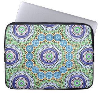 Laptop Sleeve with Mosaic