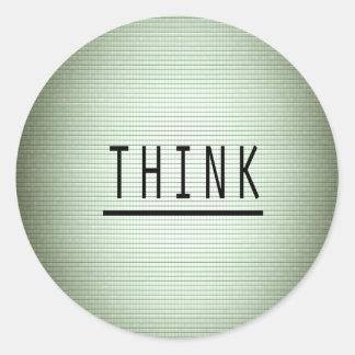 laptopSleeve_rickshaw_macair13_horz_back.png Classic Round Sticker