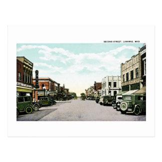 Laramie, Wyoming Postcard