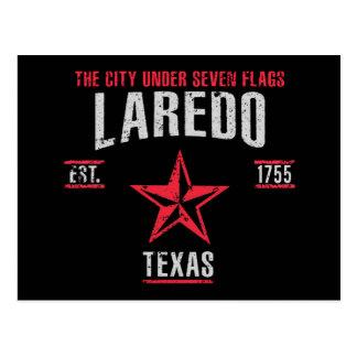 Laredo Postcard