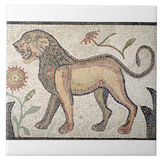"""Large (6"""" x 6"""") Ceramic Photo Tile/Roman mosaics Ceramic Tile"""