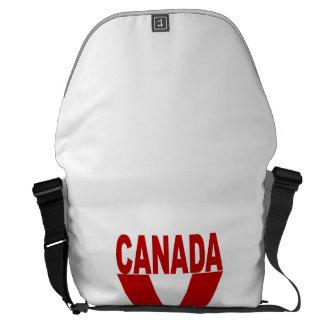 Large Bag CANADA Messenger Bag
